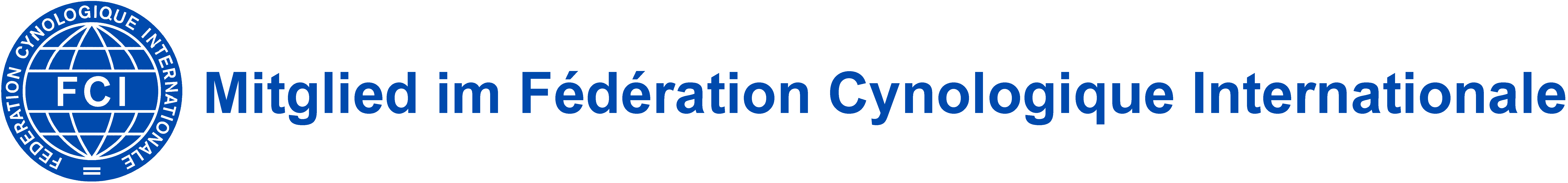 Fédération Cynologique Internationale-Logo